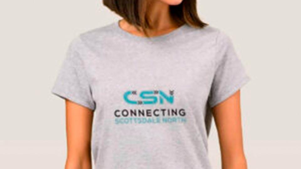 Connecting Scottsdale North Tshirt