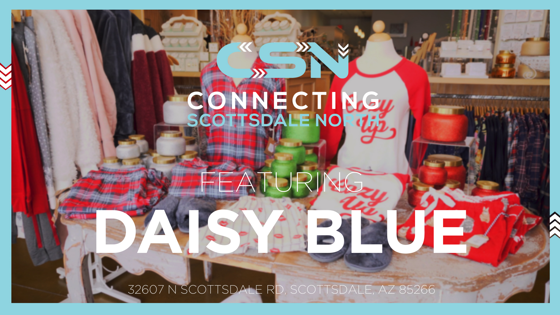 Connecting Scottsdale North Daisy Blue